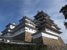 11月21日の姫路城の続き