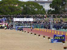 福岡国際マラソンを見てきました
