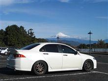今日の富士山、いい天気(*^_^*)(ダブルパクリ w