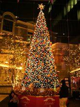 赤坂Bizタワーのツリー