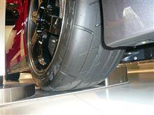 意外やDラー販売のタイヤは安かった・・・の巻ね!