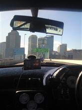 古チューンGT‐Rの車窓から...