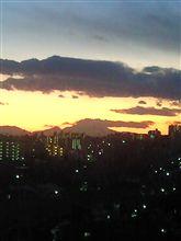 富士山が怖くなった…(;_;)