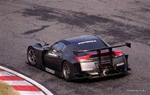 『HSV-010 GT』公開テストの様子