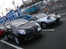クルマ試乗記 アルファ編 - 1  MiTo 1.4 T Sport