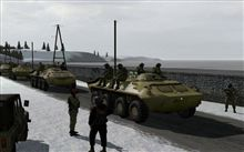 ARMA2 アドオン情報 BTR-70