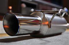 無限 MUGEN Sports Exhaust System^^!