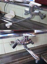 水道栓の交換