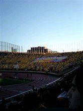 第89回天皇杯サッカー準決勝 ガンバ大阪×ベガルタ仙台 国立競技場(東京都)