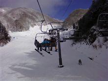 スキー 奥伊吹