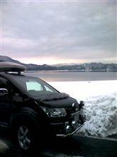 田沢湖です