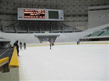 なみはやドームでスケート♪
