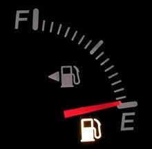 燃費の記録(6.93L)