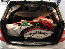 メルセデスベンツC200はゴルファーズエキスプレスたりえるか?