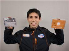 澤圭太選手から走行会とプレゼントのお知らせ!