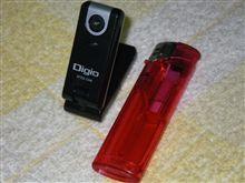 USBカメラをドラレコに