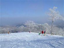 めいほう高原スキー場に行ってきました♪
