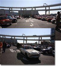 20100127 HCC95大黒PA定例ミーティング 参加車両編