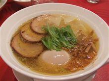 Ayumi@吉祥寺で塩らぁ麺