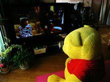 テレビを^^