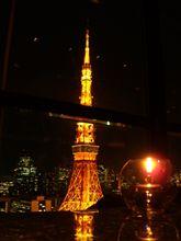 東京タワーが見える場所