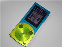 ★iPod→Walkmanへ!(*^_^*)