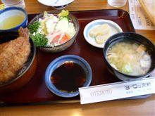 久々に?福井でソースカツ丼食べてきました♪