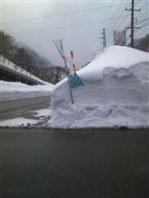 雪の回廊???