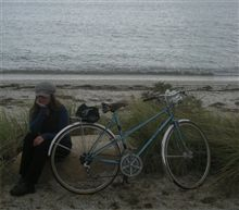 女子自転車: lovely bicycle