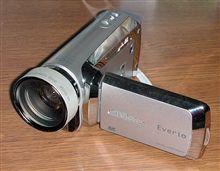 新型ビデオキャメラ