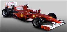 フェラーリF1 「F10」 発表!