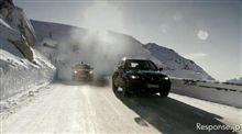 BMW X6M, X5M Snow Action