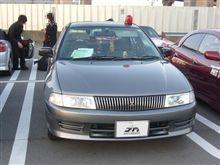 2010・第1回名古屋定例とランサー会場限定仕様と燃料計。