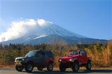 富士噴火???