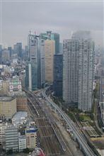浜松町の貿易センタービル展望台