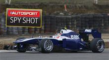 F1 ウィリアムズ新車発表!