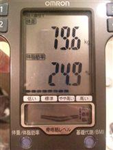 70kgへの道2010 リベンジ編 その12日目