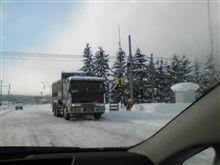 北海道特有の事故。