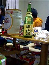 旨いビールと日本酒
