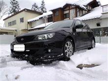 私のSUBARU AWD 雪上ドライブ自慢