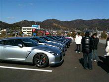 GT-R新年オフ