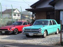 街で見かけた昭和な車達41