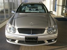 【中古車】AMG  C55T 428万円!