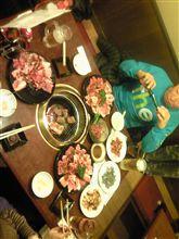 三重県的晩餐@松阪牛祭り