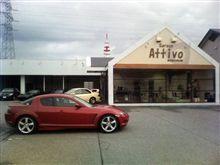 GarageAttivoに行ってきました。