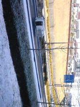 雪  走行注意