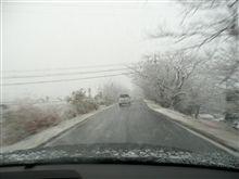 雪! 走行注意(お迎え偏)