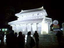 通り掛かりの札幌雪祭りσ(^-^;)