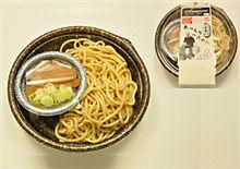 「六厘舎」監修あつもりつけ麺 by セブンイレブン