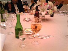 結婚式に出席してきました